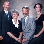 Paul, Dianne, John and Michelle McGinnis